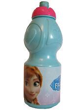 Disney Elsa und Anna Kinder Trinkflasche Sportflasche Frozen Eiskönigin Flasche