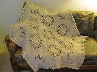 Lots of Hexing Crochet Afghan Pattern