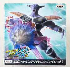Dragon Ball Z Kai Ginyu Ginew Super Effect Action Pose Figure JAPAN ANIME