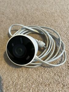 Nest Cam Outdoor Smart Security Camera - GOOD Condition with power cable
