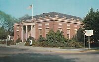 "*Delaware Postcard-""The U.S. Post Office"" /Georgetown, DE/Erected 1931/ (U1-2)"