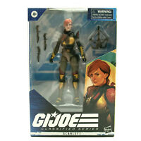 "GI Joe Classified Series Scarlett #5 Repaint Version 6"" Action Figure Hasbro"