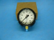 "Ametek 155013 4 1/2"" Process Pressure Gauge 400 PSI LM 1/4"" NPT PET New"