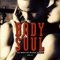 Body & Soul 5 (1996) Quincy Jones, Swv, Jody Watley, R. Kelly, Mary J. .. [2 CD]