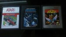 Atari 2600 Game Lot (Pole Position, Asteroids and Joust)