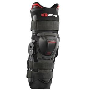 EVS SX02 Knee Brace (Large, Black)