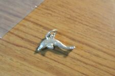 Sterling Silver dolphin charm