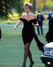 Lady Diana Spencer , Princess of Wales & Queen of our Hearts 8x10 PHOTO - H831