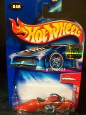 HOT WHEELS 2004 FE #46 -2 CROOZE W-OOZIE FACT SEAL L04CA