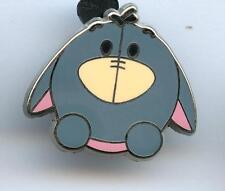 Eeyore Round Pillow Character Disney Pin Winnie Pooh Friend Cutie Cute WDW 53392