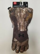 Under Armour Scent Control Insulator Gore-Tex 2.0 Gloves Size Small 1301284-943