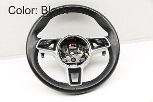 2017 2018 2019 2020 PORSCHE MACAN GTS 95B - 3-Spoke Steering Wheel
