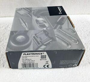 Plantronics APV-62 EHS Adapter (Avaya) 38734-01 Electronic Hook Switch Cable