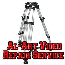 REPAIR Service for Miller HD Tripod
