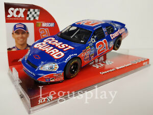 "Slot scx scalextric 62730 Chevrolet Monte Carlo Gift Set 2007 "" Kevin Harvick """