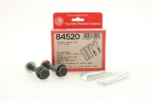 NEW SPC Specialty Products Camber Wedge Kit 84520 Toyota Lexus w/ 14/15mm Bolts
