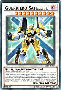 YU-GI-OH! GUERRIERO SATELLITE LED6-IT023 ULTRA RARA
