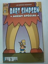 bart simpson,bongo,18,neuf,panini,septembre 2006,  collector edition