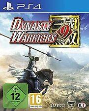 Dynasty Warriors 9 [Playstation 4] von Koei Tecmo | Game | Zustand sehr gut
