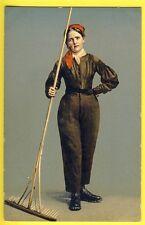 cpa Litho Wehrli A.G, KILCHBERG ZURICH Canton de Valais PAYSANNE du VAL d'ILLIEZ