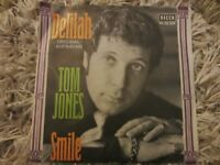 Tom Jones - Smile - Vinyl Single - LP