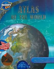 Atlas of the World: Live. Learn. Discover. (Discov