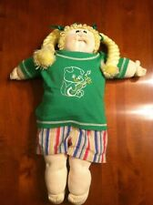 Vintage Xavier Roberts Signed Cabbage Patch Kid Doll