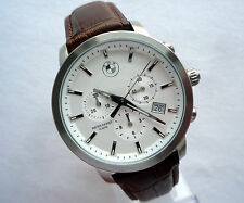 BMW Classic Collection Sport Car Accessory Design Swiss Movt Chronograph Watch