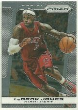 2013-14 Panini Prizm Basketball Cards - U PICK