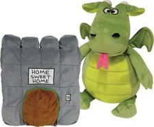 New Happy Nappers The Perfect Play Pillow Castle to Dragon Reversible Pillow