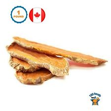 Sweet Potato for dogs 1 Pound | Made in Canada | Dog chews by 123 Treats