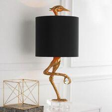 "Ibis Table Lamp Heron Crane Bird Whimsical Table Lamp 35""H - 05206 Cyan Design"