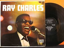 Ray Charles SELF TITLED - LP (Coronet CX 173, 1958)