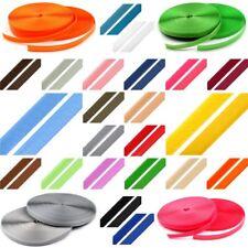 1 m Klettverschluss Klettband 20 mm Hakenband Flauschband zum Nähen Aufnähen