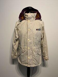 Vintage Berghaus AquaFoil Outdoor Waterproof Jacket/ Coat (Womens / 10UK)