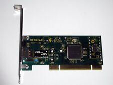 PCI Fast Ethernet Adapter Netgear FA311, RJ-45, gebraucht