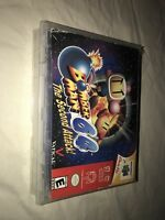 Bomberman 64: The Second Attack -used comes with case and booklet