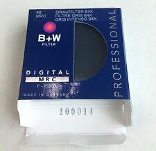B+W 46mm 1.8 (64X) ND MRC 106M Neutral Density Glass Filter#1069140 - Used