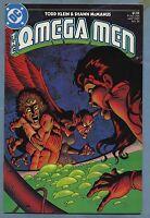 Omega Men #26 1985 Alan Moore DC Comics v