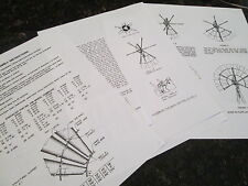Wheel Fan Assembly Guide For Chicago Aermotor 702 Style Windmill