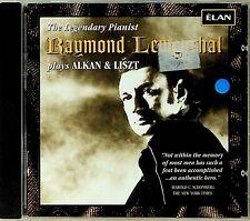 Raymond Lewenthal Plays Piano- Alkan/Liszt- Quasi Faust/Hexameron/Symphonie CD