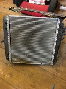 PORSCHE BOXSTER 986 RADIATOR PACK
