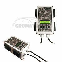 Gromatrix 4 Way Professional Contactor Relay Timer for Hydroponics Grow Lights