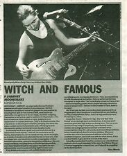 """PJ HARVEY London concert review 1992  UK article/clipping 8x7"""""""