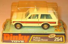 DINKY TOYS No 254 POLICE RANGE ROVER 1971-81. EXCELLENT BOXED