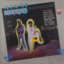 """12"""" LP-Various-Music from the television series """"Miami Vice"""" - k2780"""