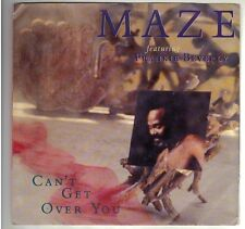 MAZE  (Can't Get Over You)  Warner 22895 PROMOTIONAL record + picture sleeve