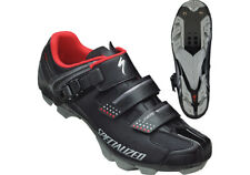 Specialized Men's Comp MTB Shoe EU 39 US 7 Black/Red Brand New