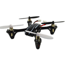 HUBSAN X4 H107 RADIO CONTROLLED QUADCOPTER RTF 2.4GHZ DRONE REMOTE CONTROL HOBBY