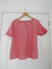 Pink top brand new with tag size 14